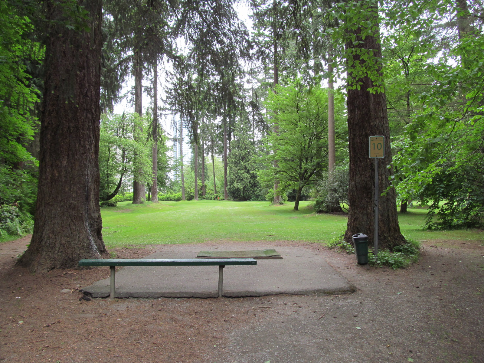 Central Park Pitch and Putt Specials