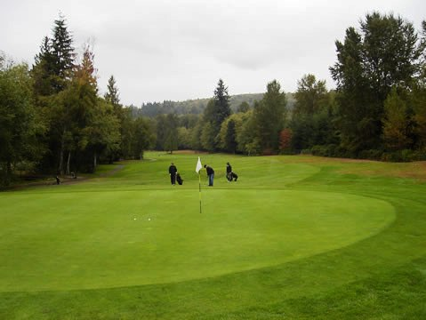 Burnaby Mountain Golf Course Specials