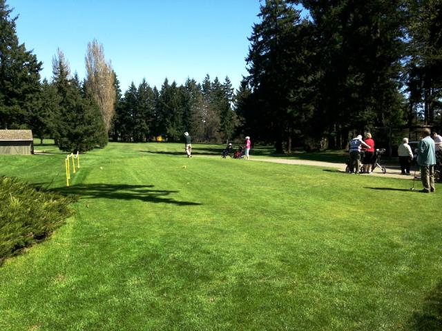 Comox Golf Club Specials
