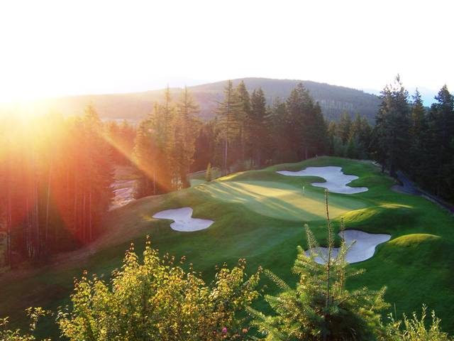 Trickle Creek Golf Resort Specials