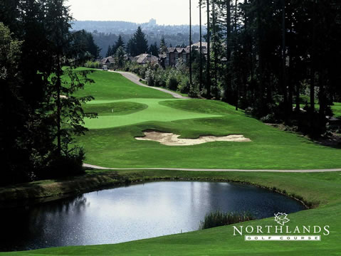 Northlands Golf Course Specials
