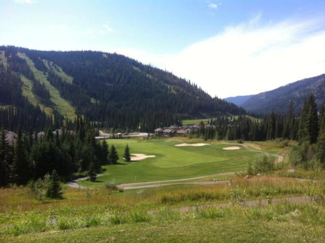 Sun Peaks Golf Resort Specials
