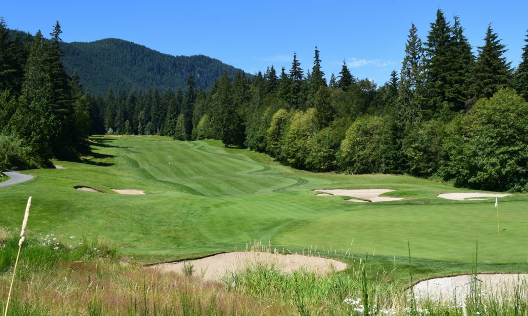 Westwood Plateau Golf Course Specials