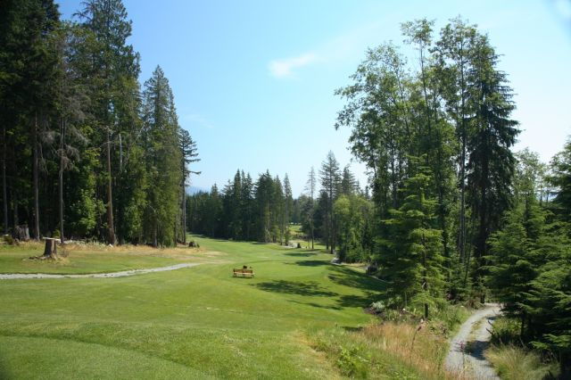 Bowen Island Golf Club Specials