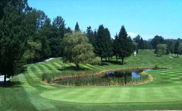 Fort Langley Golf Course Specials