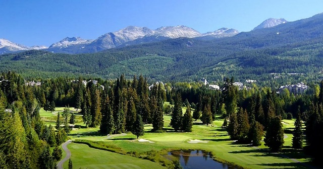 Whistler Golf Club Specials