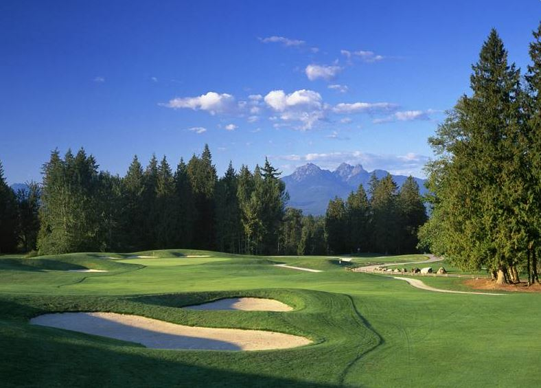 Redwoods Golf Course Specials
