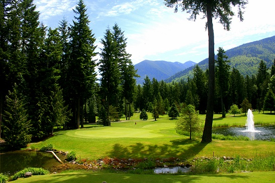 Cultus Lake Golf Club Specials