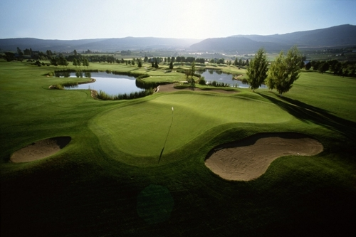 Kelowna Springs Golf Course Specials