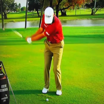 How to Chip Like Steve Stricker