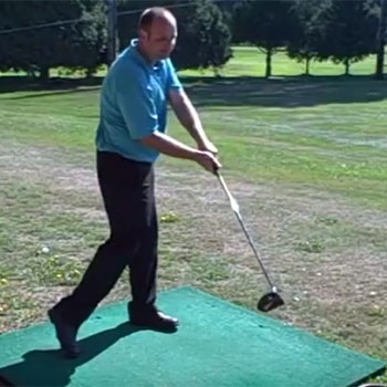 Stop Slicing. Learn How to Hit a Draw