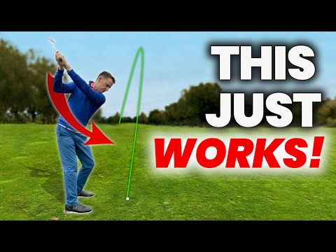 This SIMPLE GOLF TIP makes the golf swing EASY to understand