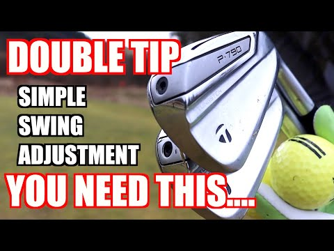 Two Golf Tips to Simply Adjust Your Swing to Reset Your Game