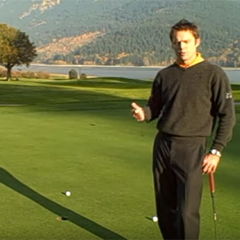 Warm-Up Putting Drill