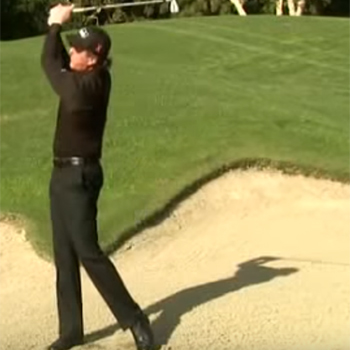 Fairway Bunker Shots Made Easy