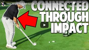 One Simple Drill That Dramatically Improves Your Golf Swing