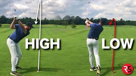 How to Hit the Ball High or Low