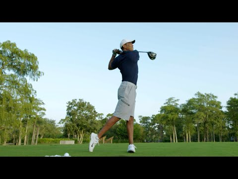 Hitting Longer Drives with Tiger Woods