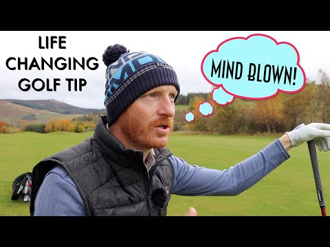 The GOLF TIP that CHANGED HIS LIFE