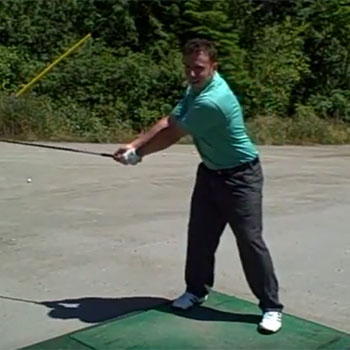 Hitting the Ball Farther