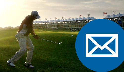 Join BCGolfPages.com's Mailing List!'