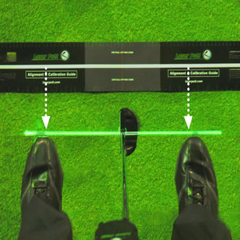Laser Putt - Take 5 Strokes Off Your Game...Forever!